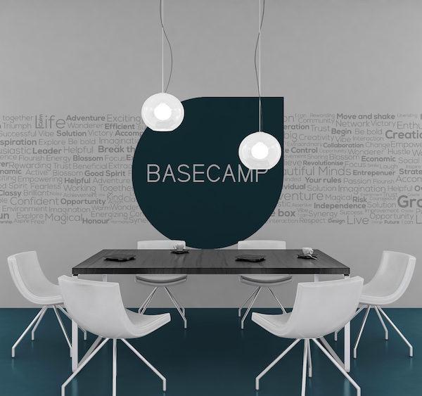 Basecamp's branding