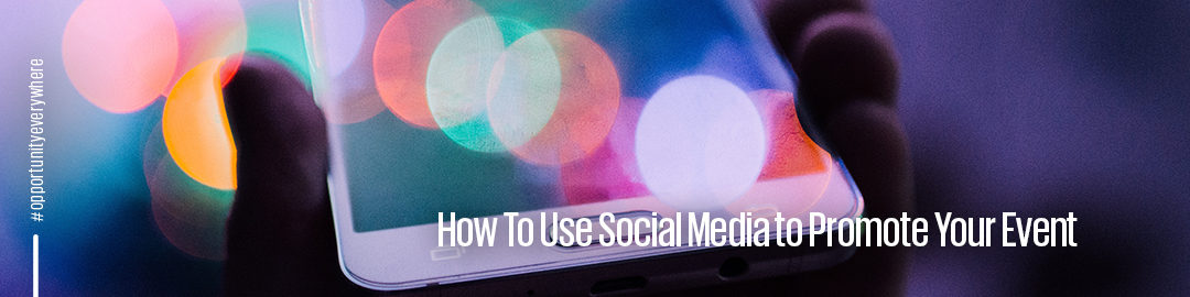 How to use social to enhance your event