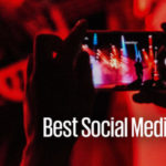 best practice for social media at events