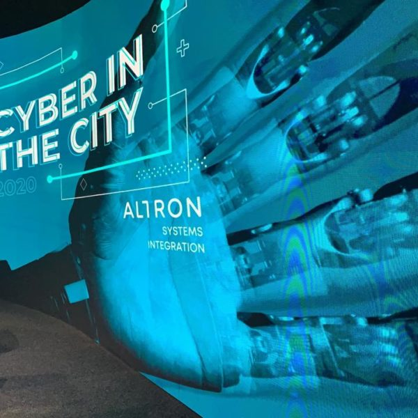 Cyber in the City Virtual 2020 Cover