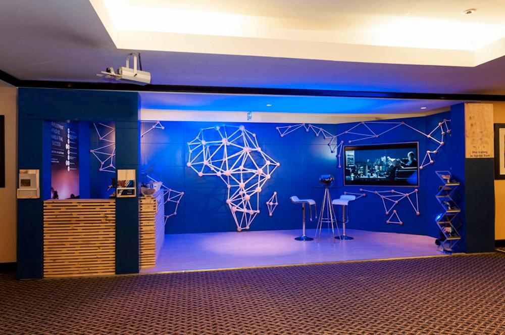 EUROFINANCE Expo Stand