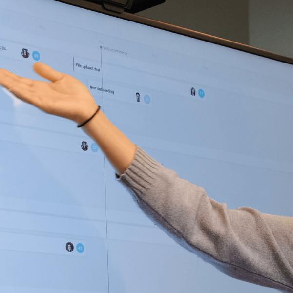 Virtual Event Speaker Management