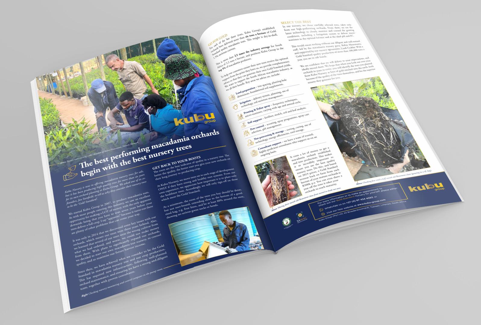 Kubu Group Magazine Article