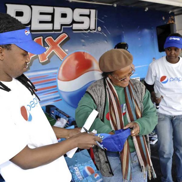 PEPSI Event Activations