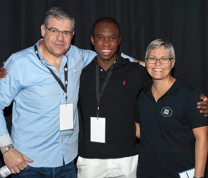 Siyabulela Xusa & Aki Anastasiou