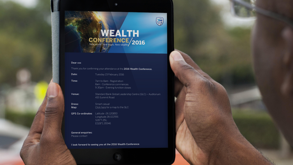 Wealth Conference